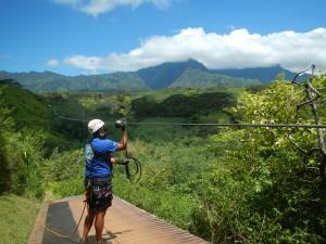 Our second guide, Alan, of Kauai Backcountry Adventures