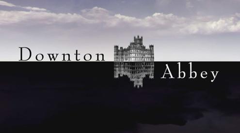 Downton Abbey title card